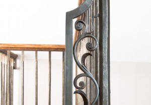 forged-metal-and-wood-detail