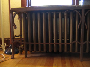 Custom Metal Radiator Cover